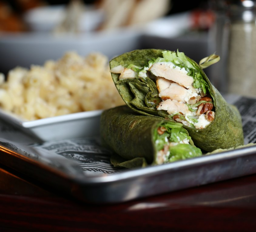 Kale Power Wrap